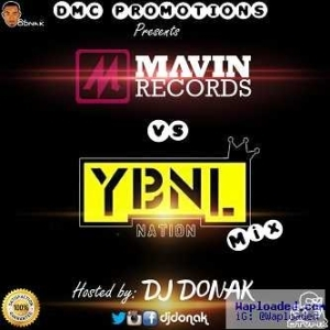 DJ Donak - Mavins vs YBNL Mix